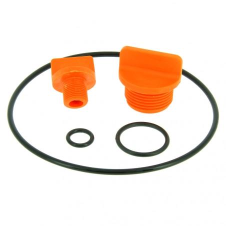 1707-00-1 - Kit bouchon + joint pour pompe 3000/4 CLASSIC GARDENA