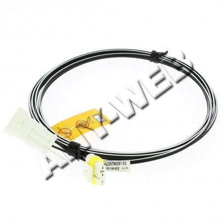 579825103-Câble alimentation 3m pour robot automower Husqvarna
