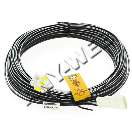 579825101-20m de câble alimentation basse tension pour tondeuse robot Husqvarna - Gardena - Mcculloch