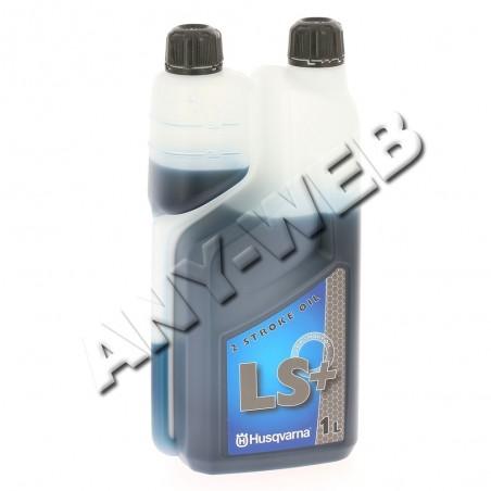 578037002-Huile 2 temps LS+ - 1L à très haute lubrification Husqvarna