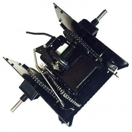 532436144-Transmission arrière complète pour MOWCART 66 Mcculloch