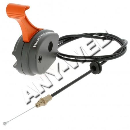 532196541-Câble d'embrayage de lame pour tondeuse à gazon Husqvarna