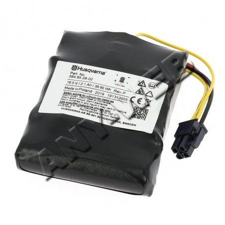 589586201-Batterie 18,5V pour robot tondeuse Husqvarna - Gardena
