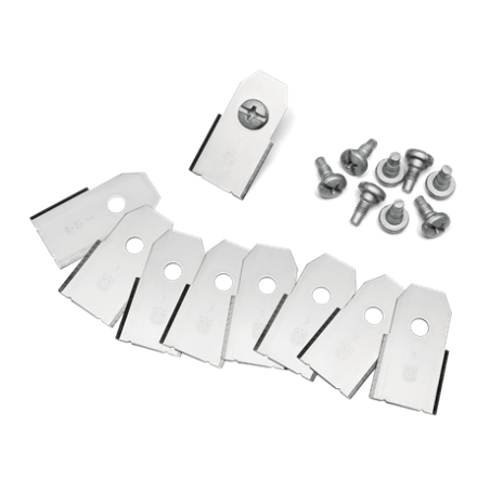 577864603-4087-20-9 lames de rechange pour tondeuse robot Husqvarna - Gardena - Mcculloch