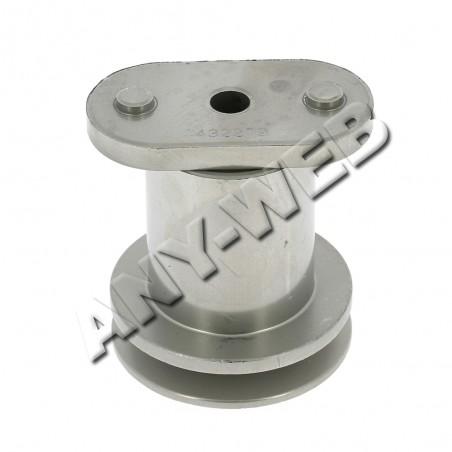 583478001-Support de lame Ø25mm pour tondeuse à gazon Husqvarna - Mcculloch