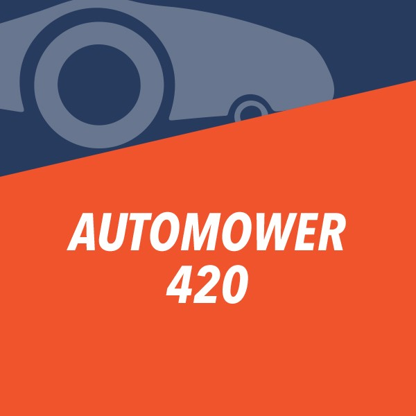 Automower 420 Husqvarna