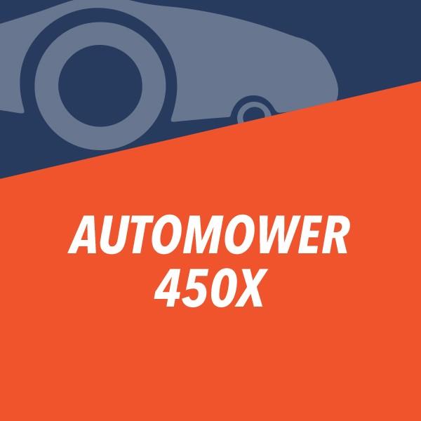 Automower 450X Husqvarna
