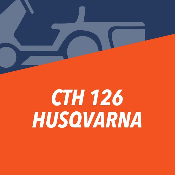 CTH 126 Husqvarna