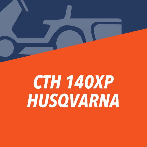 CTH 140XP Husqvarna