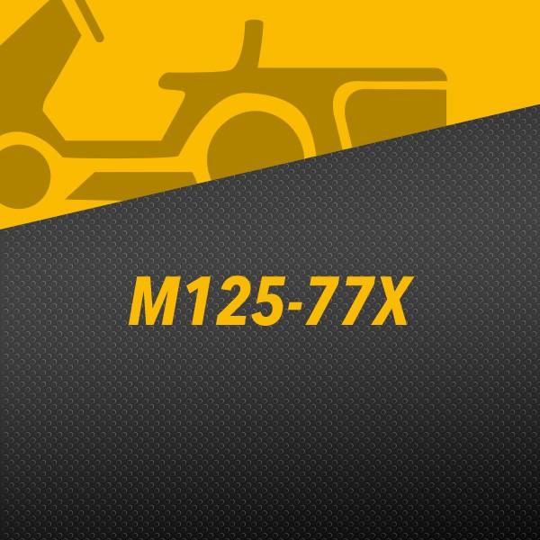 M125-77X et XC