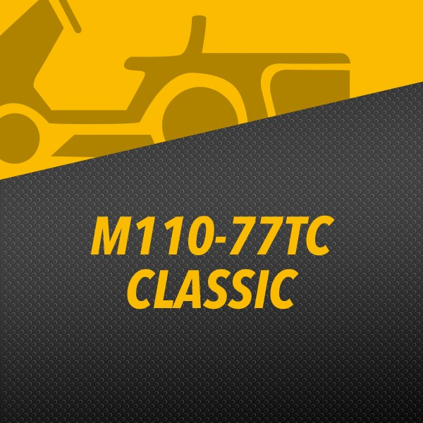Tracteur M110-77TC
