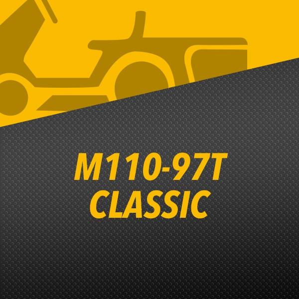 Tracteur M110-97T Classic