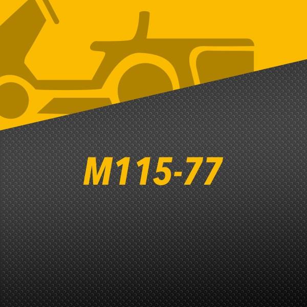 Tracteur M115-77