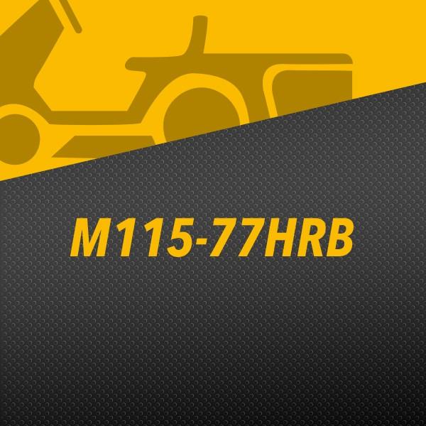 Tracteur M115-77HRB