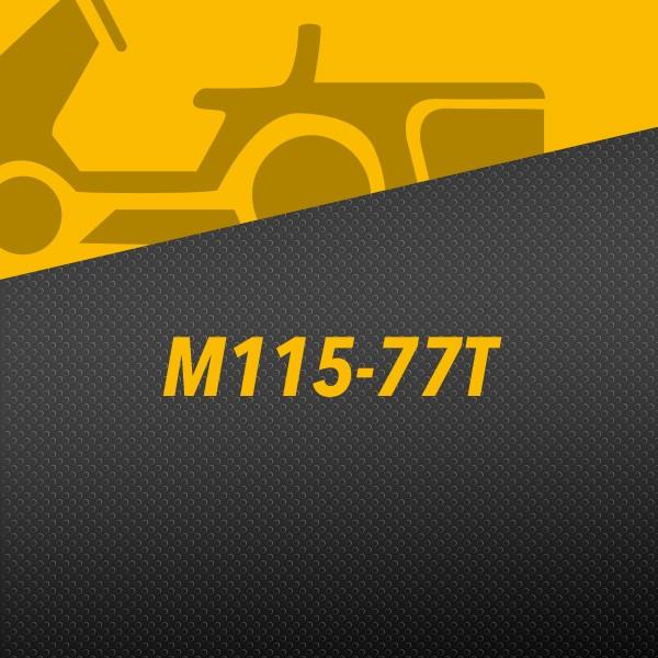 Tracteur M115-77T