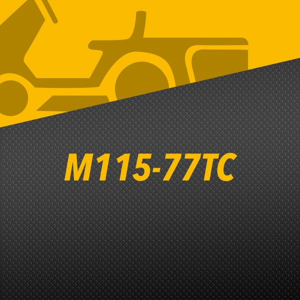 Tracteur M115-77TC