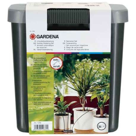 Arrosage de vacance Gardena