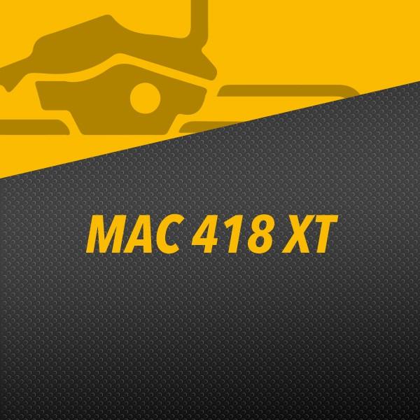 Tronçonneuse Mac 4-18XT McCULLOCH