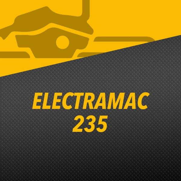Tronçonneuse électrique ELECTRAMAC 235 Mcculloch