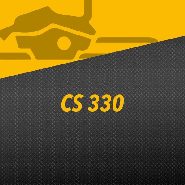 Tronçonneuse CS330 McCULLOCH