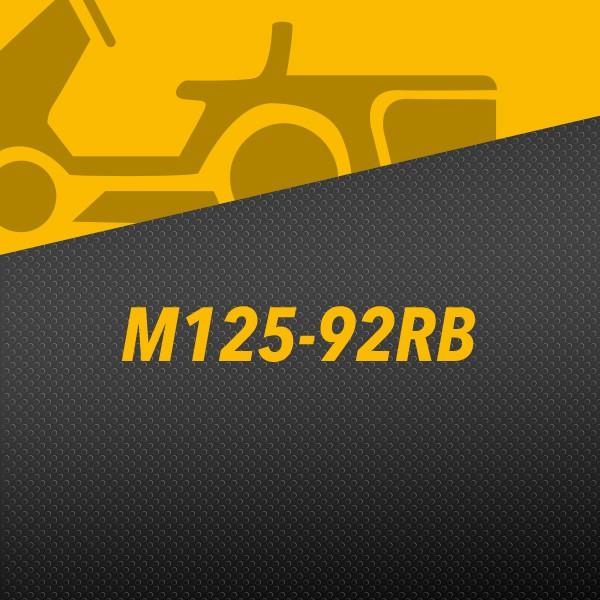 Tracteur M125-92RB