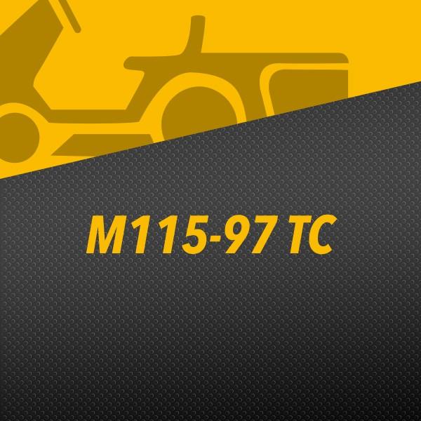 Tracteur M115-95TC