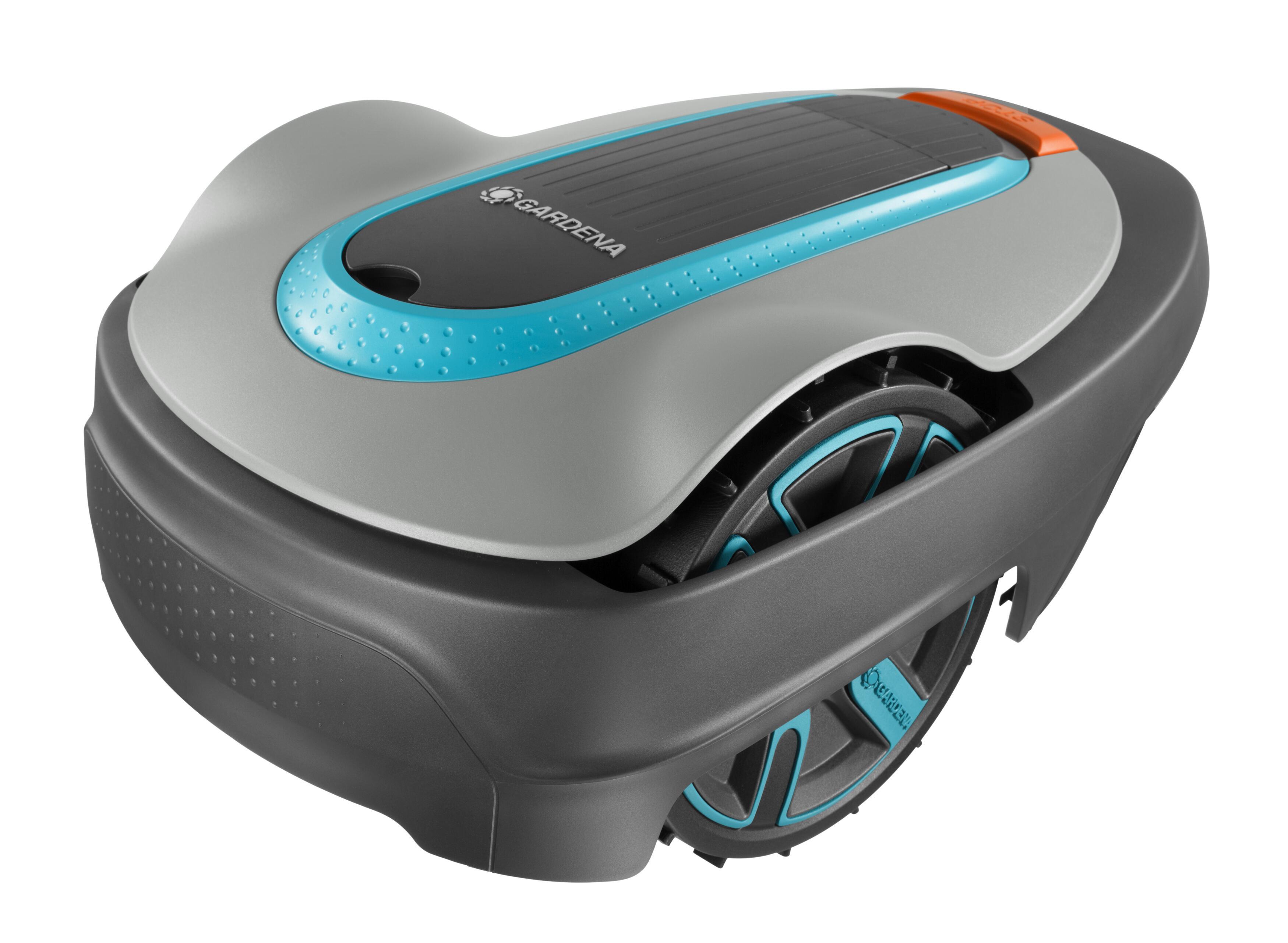 Sileno City Tondeuse robot Gardena