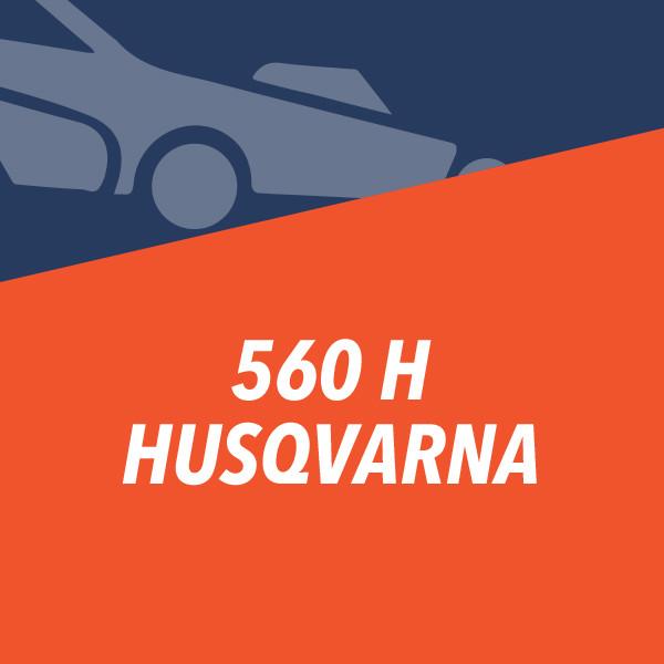 560 H Husqvarna