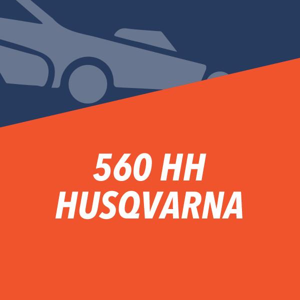560 HH Husqvarna