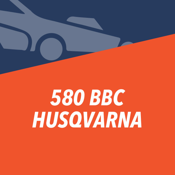 580 BBC Husqvarna