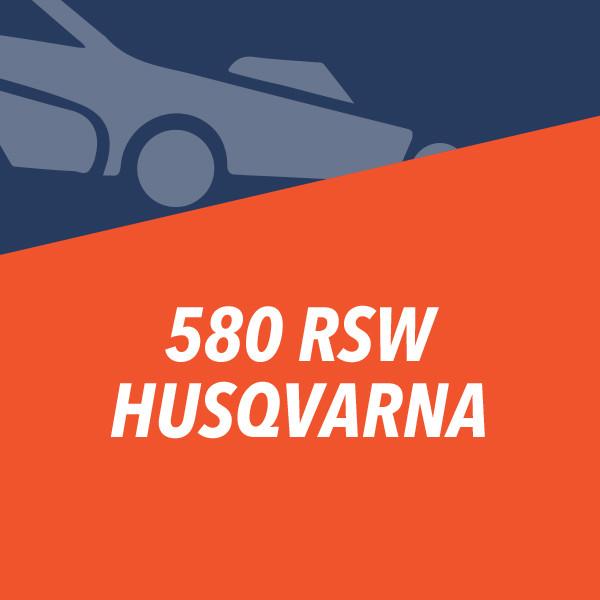 580 RSW Husqvarna