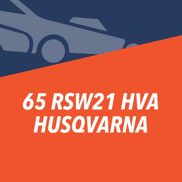 65 RSW21 HVA Husqvarna