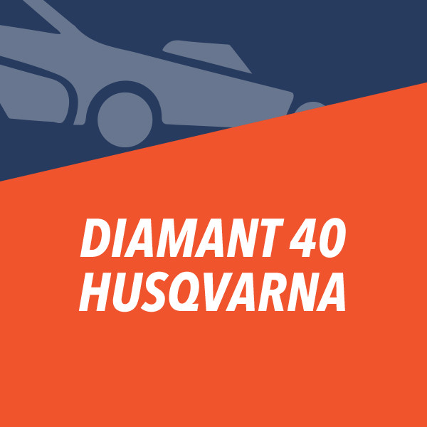 DIAMANT 40 Husqvarna
