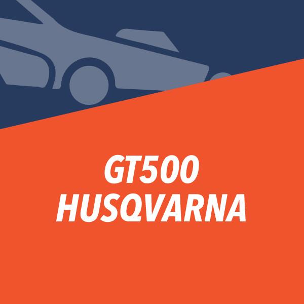 GT500 Husqvarna