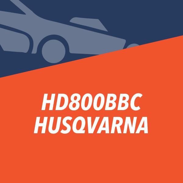 HD800BBC Husqvarna