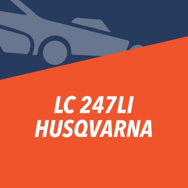 LC 247Li Husqvarna