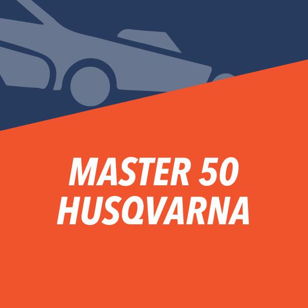 MASTER 50 Husqvarna