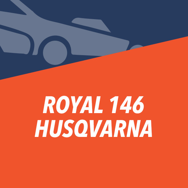 ROYAL 146 Husqvarna