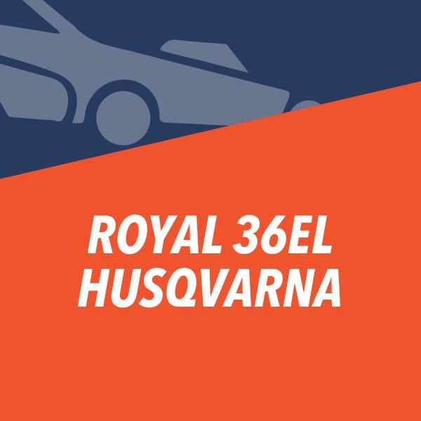 ROYAL 36EL Husqvarna