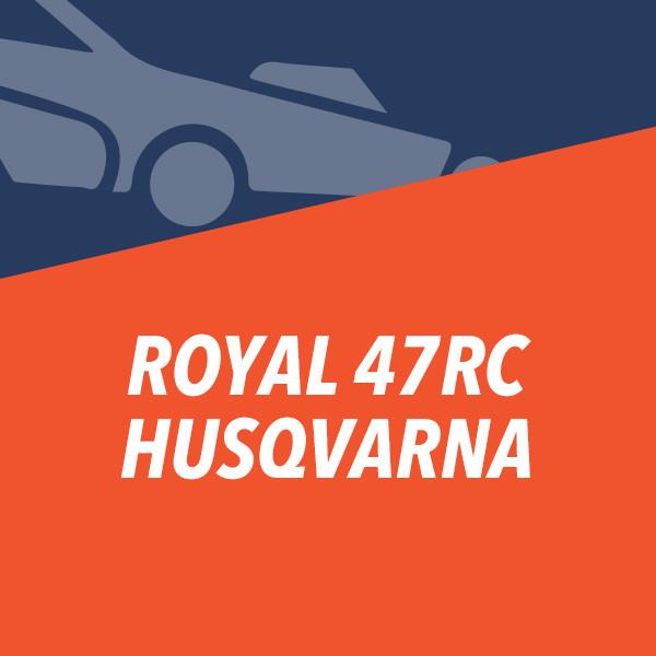 ROYAL 47RC Husqvarna