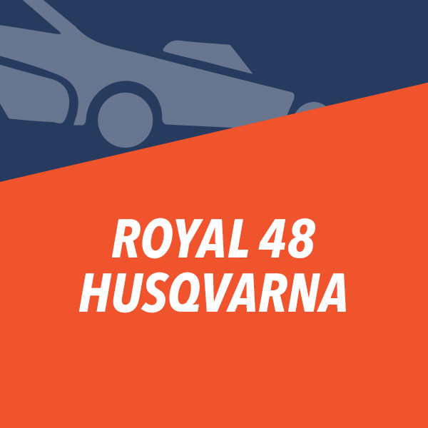 ROYAL 48 Husqvarna