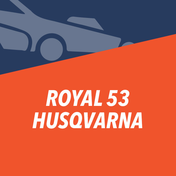 ROYAL 53 Husqvarna