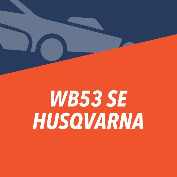 WB53 SE Husqvarna