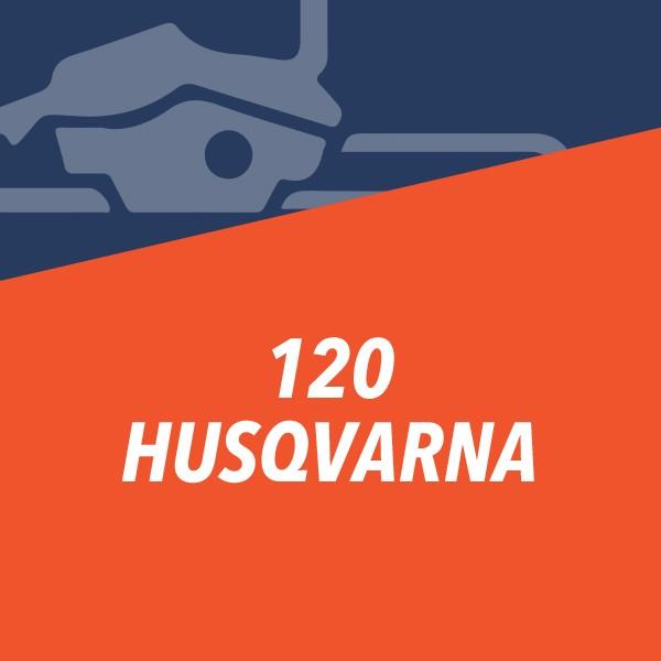 120  Husqvarna