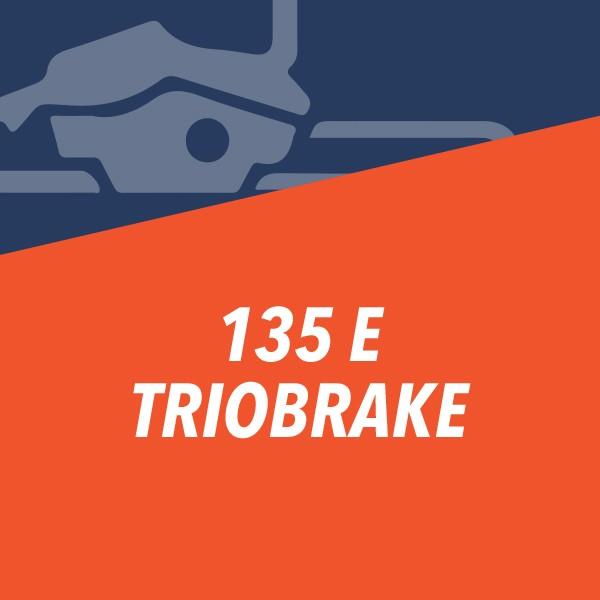 135 E TRIOBRAKE Husqvarna