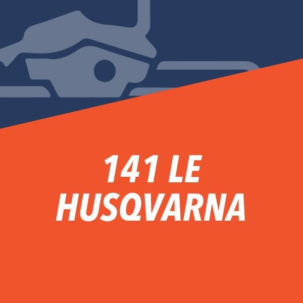 141 LE Husqvarna