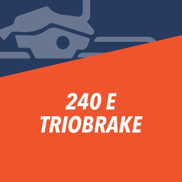 240 E TRIOBRAKE Husqvarna