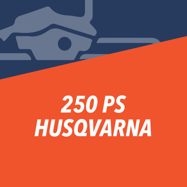 250 PS Husqvarna
