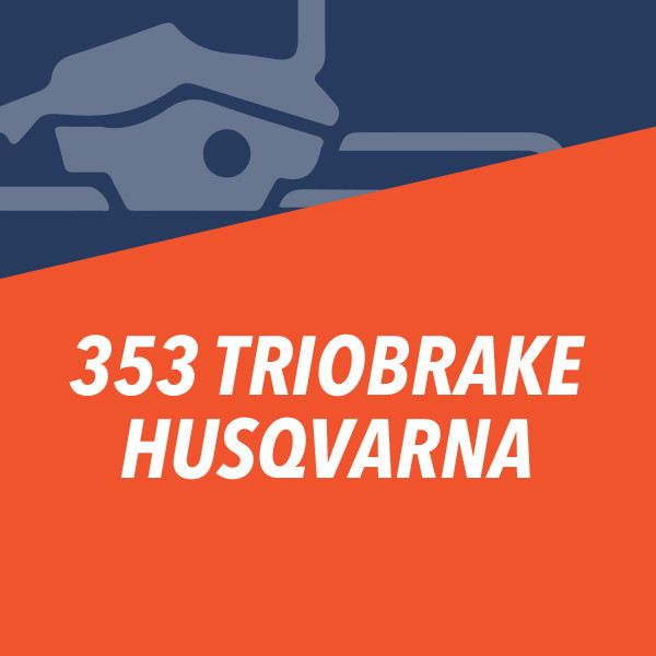 353 TRIOBRAKE Husqvarna