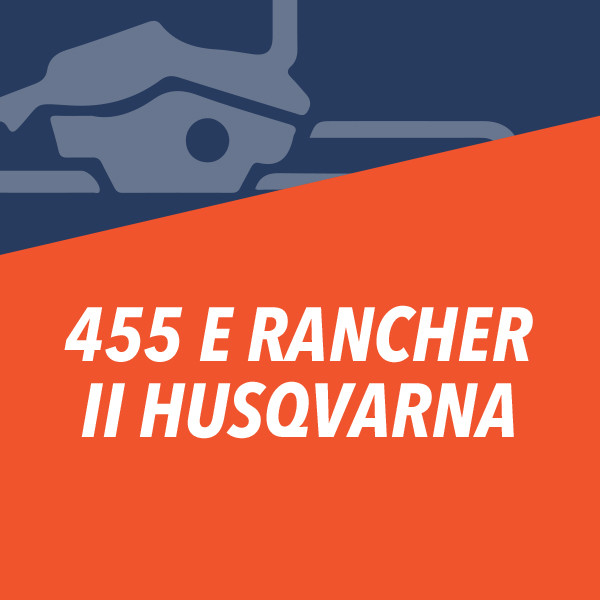 455 E RANCHER II Husqvarna